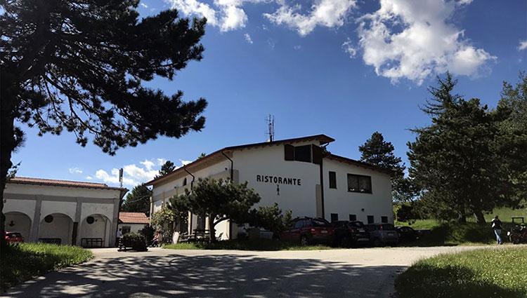 Casa del Pellegrino Monte Argegna